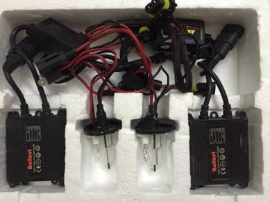 Lampu Kereta BALLAST HID Xenon Car Lamp Bulb LED