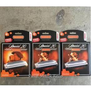 New Hohner Special 20 Harmonica 10 Holes (Germany)