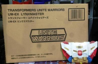 Transformers United UW-EX Autobot Lynxmaster