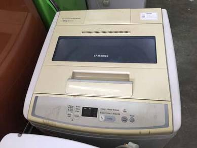 Mesin Basuh Refurbish Recondition Samsung 7kg Auto