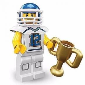 LEGO 8833 Minifigures Series 8 Football Player