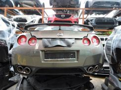 Nissan Skyline GTR R35 VR38 Engine Gearbox Parts
