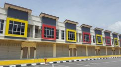 Pusat komersial Behrang , Tanjung Malim