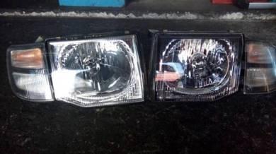 Pajero V V46 V44 4x4 Headlamp Lampu Signal lamp
