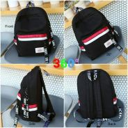 Daily Backpack Canvas -1-
