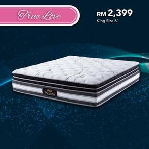 6ft mattress GWGN true love