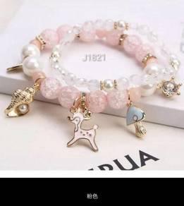 Roman Charm Bracelets J1821