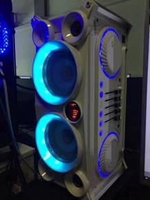 Dawa Karaoke Pc speaker mic amp bluetooth