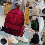 Daily Backpack Nylon -1-