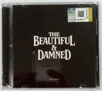 CD G-Eazy The Beautiful And Damned