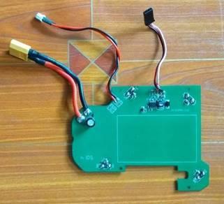 Walkera QRX350 PRO (Main Power Board)
