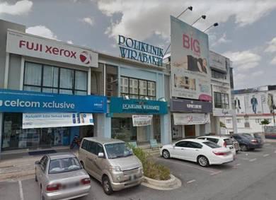 {2.5 Sty Shoplot BELOW MARKET} BANDAR BARU BANGI, Seksyen 8, Main Road