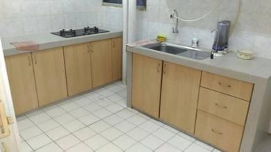 LAGOON PERDANA SUNWAY with kitchen cabinet, full tiles