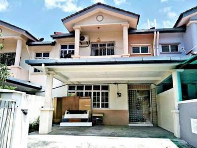 Double Storey Terrace Renovation Taman Desa Kolej Nilai
