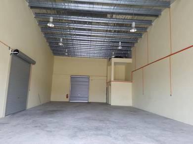 Kota Tinggi Johor Commercial Lot Factory High Ceiling
