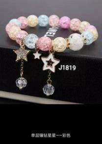 Roman Charm Bracelets J1819