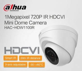 Siap Pemasangan CCTV 4Channel 1MP Camera RM1960
