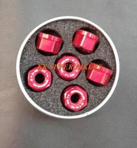Y15Zr Sprocket Nut 8mm