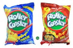 Roller Coaster Cheese and - Large (60g x 10pcs)