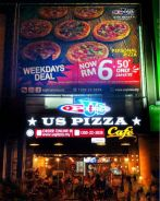 Licensing / franchising - us pizza malaysia