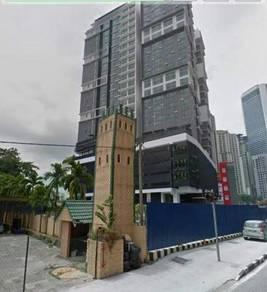 Open title land freehold Jalan tun razak klcc kl city