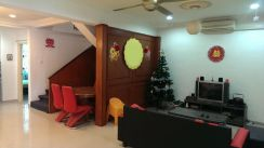22x80 Freehold Double Storey Terrace House at Templer, Seremban