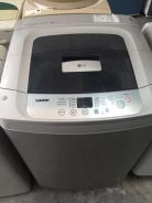 Machine Automatic 10.5kg Mesin Basuh Washing LG