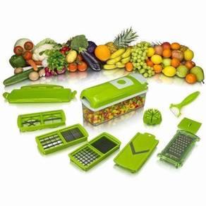 Nicer Dicer Alat Mudah Potong Buahan Sayuran 097
