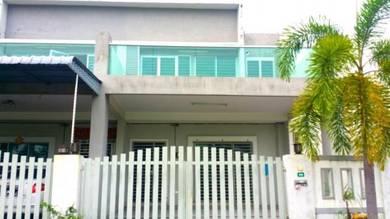 Pengkalan Utama Nice 2Sty End lot house