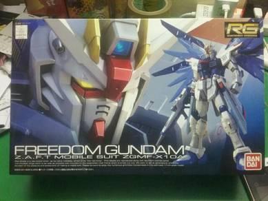 Gundam RG Freedom