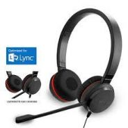 Brand new jabra evolve 30 uc stereo headset