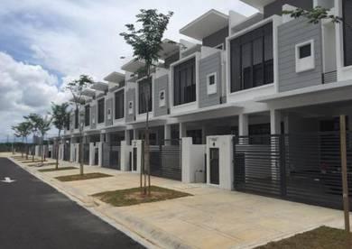 [Rebate+CashBack 120k]New 24x85 Luxury 2 Sty House 0 Deposit Senawang