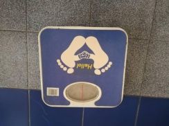 Used Weight Scale
