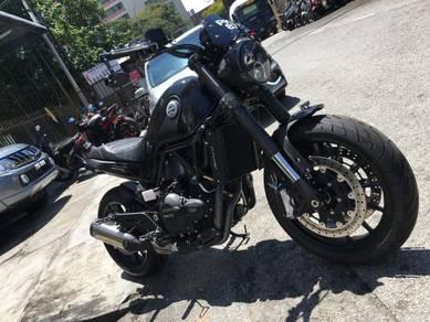 Beneli Leoncino 300km only(Rebel cmx500/vulcan s