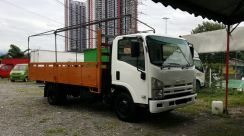 Isuzu Wooden Cargo 17 FT 2014 TipTop Conditions