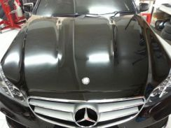 Mercedes W212 Facelift E63 Front Hood Bonnet Set