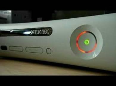 Nak cari Xbox 360 rosak untuk sparepart