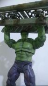 Marvel Select Chitauri Diorama Not figure neca toy
