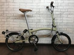 NEW 3sixty folding bike bicycle internal gear