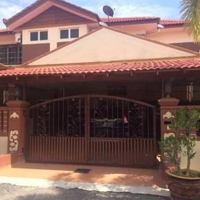 Rumah Teres Taman Merak Mas Bukit Katil,Melaka