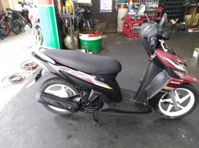 Honda Click 110cc