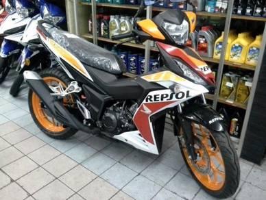 Honda RS150R / RS 150 / 150RS / REPSOL / TRICO