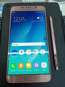 Samsung note 5 2sim (pink)