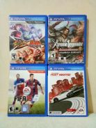 Ps vita game (used psvita games)
