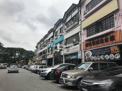 3sty Shop Bandar Sungai Long Mainroad Shop Shop