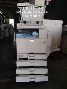 Color copier machine ricoh mpc 2800