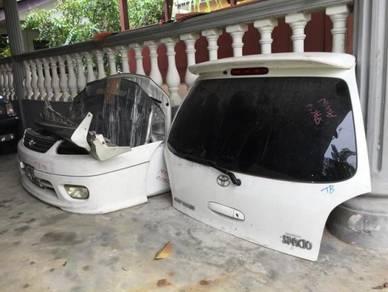 Toyota Spacio AE111 Bodypart