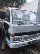 Isuzu Lorry with Drilling machine BEF 1239