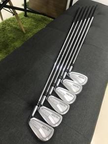 Epon af301 iron golf shimada shaft