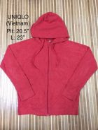 Sweater UNIQLO (red)